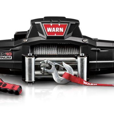 Warn Winches 92810 ZEON 10 PLATINUM